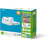Wii U すぐに遊べるファミリープレミアムセット+Wii Fit U [シロ] (Wii U)