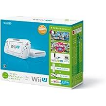 Wii U すぐに遊べるファミリープレミアムセット+Wii Fit U(シロ)(バランスWiiボード非同梱) 【メーカー生産終了】