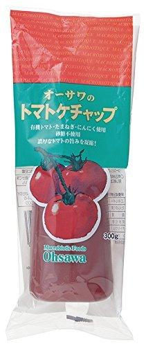 オーサワジャパン トマトケチャップ ×6セット