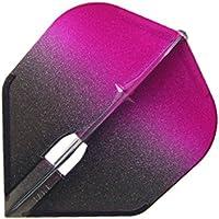 アーキテクス フライトエル シェイプ シャンパンリング対応 グラデーションブラック ピンク flf5014
