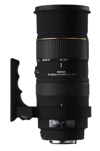 シグマ 50-500mm F4-6.3APO EX DG HSM シグマ用