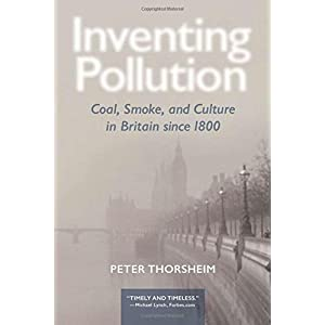 Inventing Pollution: Coal, Smoke, and Culture in Britain since 1800 (Ecology and History)