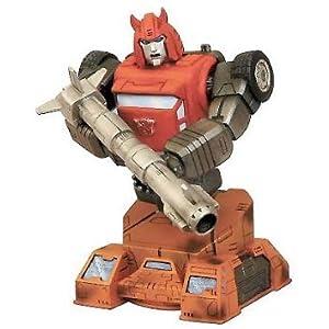 Transformers (トランスフォーマー) : Cliffjumper Bust フィギュア おもちゃ 人形 (並行輸入)