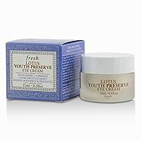 [Fresh] Lotus Youth Preserve Eye Cream 15ml/0.5oz