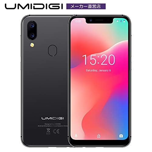 UMIDIGI A3 Pro Updated Edition SIMフリースマートフォン B07N37KHG5 1枚目