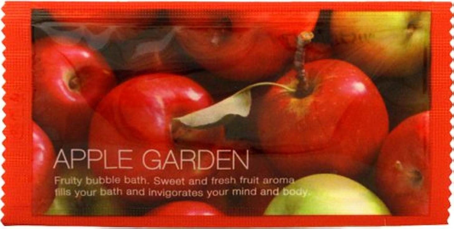 威するスローガンプレミアフルーツバブルバス アップルの香り1P 12ml