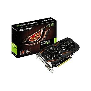 GIGABYTE ビデオカード GEFORCE GTX 1060搭載 GV-N1060WF2OC-6GD