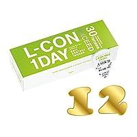 【12箱セット】エルコンワンデー エクシード 1箱30枚入り 【BC】8.7【PWR】-3.00 L-CON 1DAY コンタクトレンズ