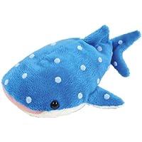 海中散歩 おともだちビーンズ ぬいぐるみ ジンベエザメ 全長15cm