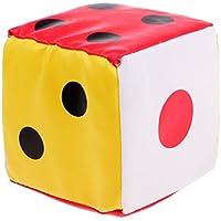 Kesoto スポンジ ダイス ドットダイス 骰子 スポットダイス ドットダイス 全3スタイル - #1