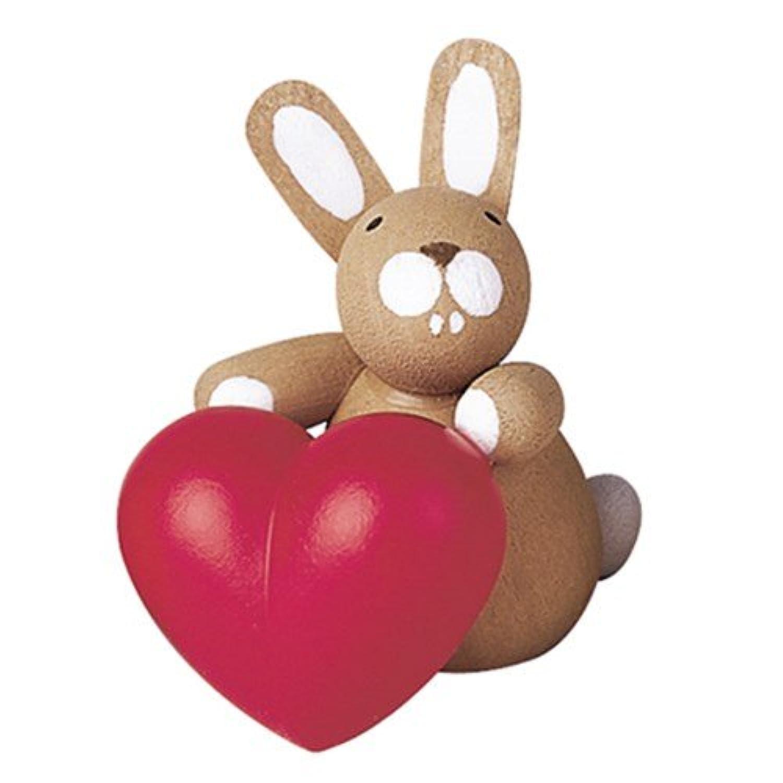 GUNTER REICHEL - Rabbit with heart