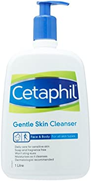 Cetaphil Gentle Cleanser, 1L
