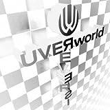 REVERSI♪UVERworldのCDジャケット