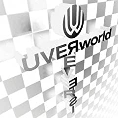 UVERworld「REVERSI」の歌詞を収録したCDジャケット画像