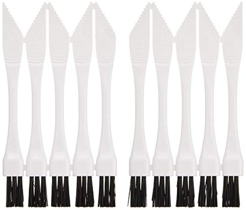 四半期厚いモールス信号大和化学 隙間掃除に Detailsスティックブラシ 20本セット