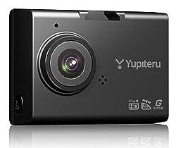 ユピテル ドライブレコーダー DRY-ST3000P Full HD/GPS/衝撃センサー/HDR/対角148° 東西LED式信号機対応 製品保証1年 ロードサービス1年 8GB microSD付属