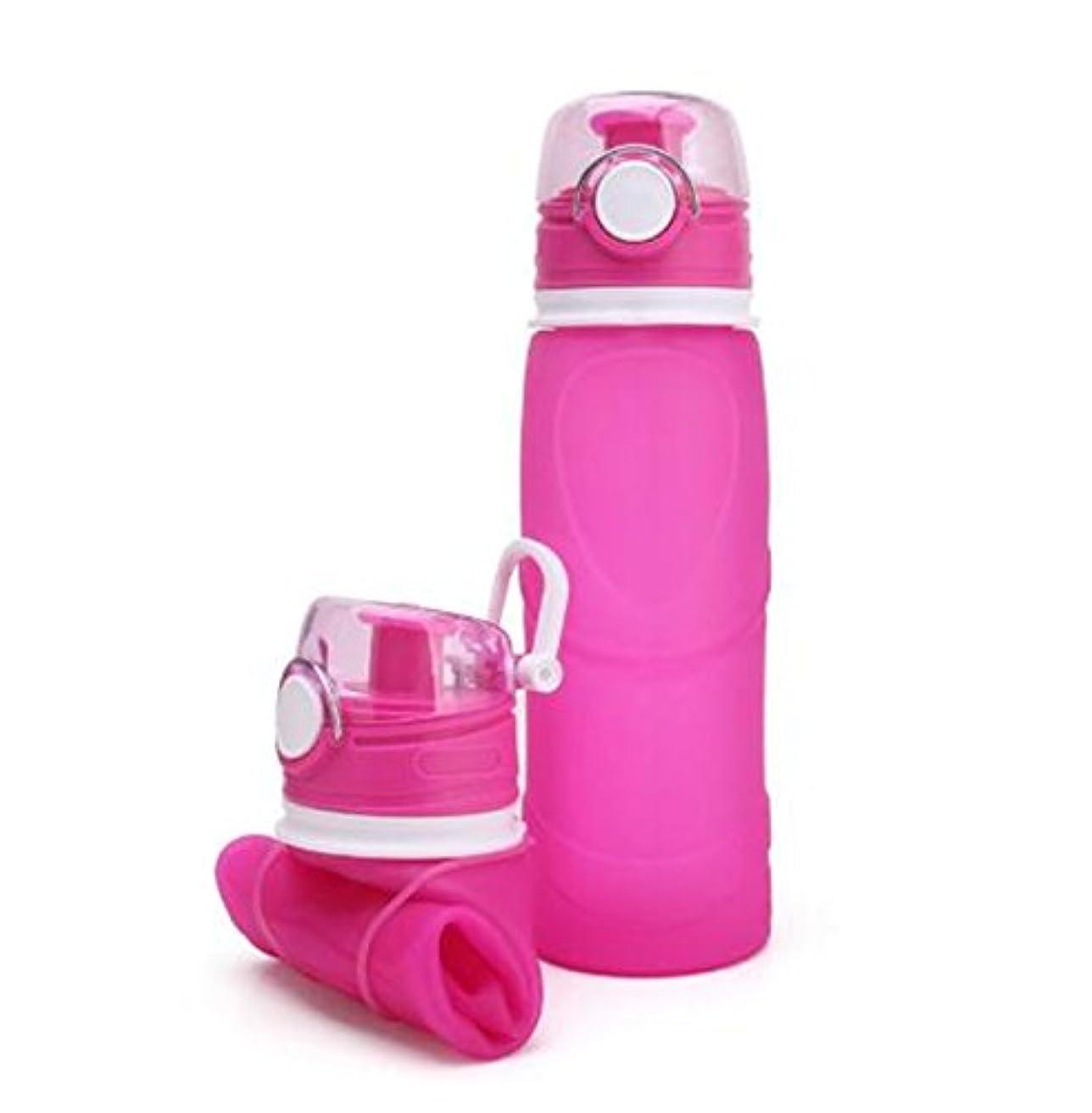 を必要としています黒金銭的なveligoo折りたたみ式水ボトルシリコン水ボトルのアウトドアスポーツポータブル持ち運び簡単水ボトル飲み物水ボトル750 ml