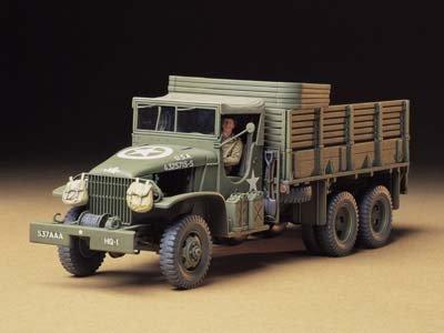 1/35 ミリタリーミニチュアシリーズ アメリカ6x6カーゴトラック