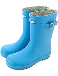 (キャサリンコテージ) Catherine Cottage子供靴 長靴 キッズ 女の子 男の子 DE001 ベーシックレインブーツ