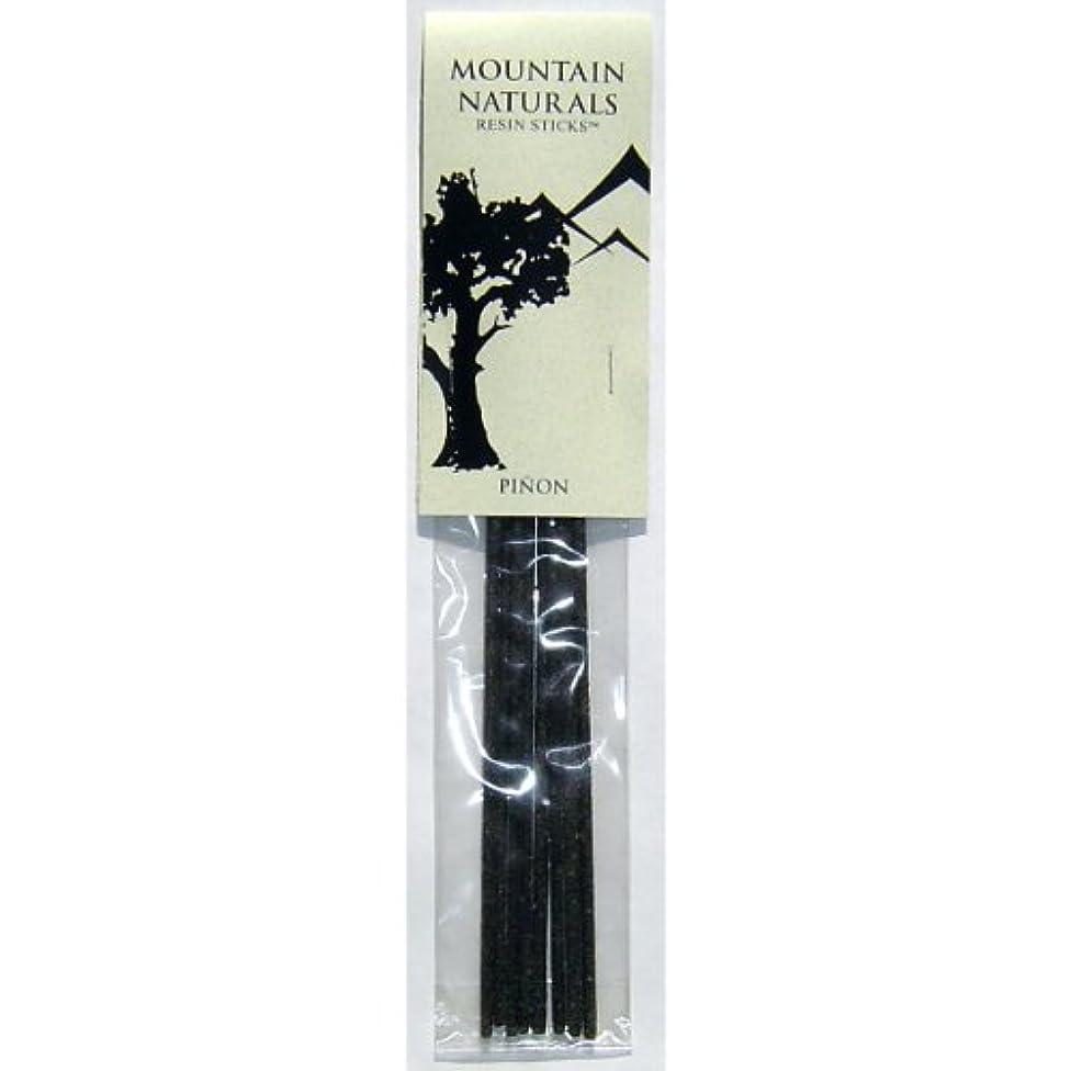 鈍い丈夫コテージ松の樹脂Sticks Mountain Naturals – Per Package