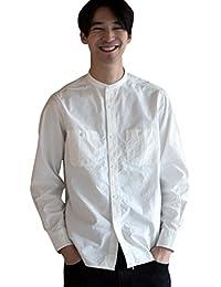 (コーエン) COEN シャンブレーバンドカラーシャツ 75106028011