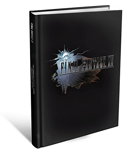 Final Fantasy XV: The Complete Official Guide (Collectors Edition)