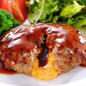 ハンバーグ チーズインハンバーグ(140g×5枚)