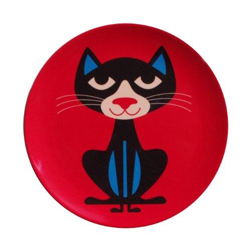 OMM-design Ingela P Arrhenius (インゲラ・アリアニウス) メラミンプレート (Cat/キャット)