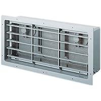 ナスタ(NASTA) PC角型床下 換気口気密断熱型 200x400 KS-0313P