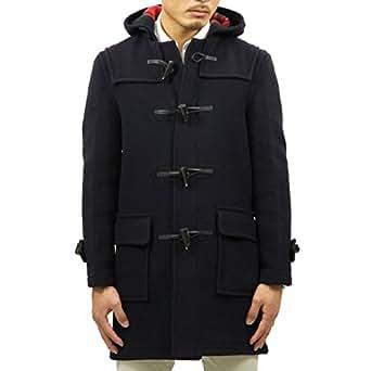 グローバーオール GLOVERALL メンズ アウタージャケット ダッフルコート Duffel Coat 920 Navy CT Cloth M (コード:4089128506-3)