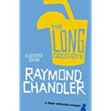 The Long Goodbye (Illustrated Edition) (English Edition)