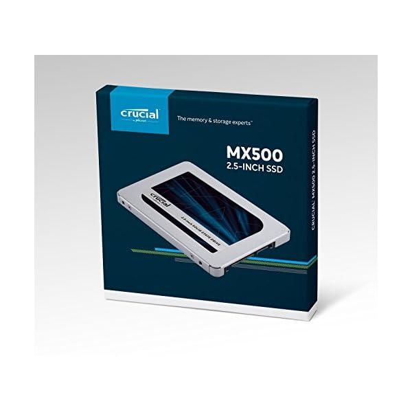 Crucial SSD 500GB 7mm /...の紹介画像4