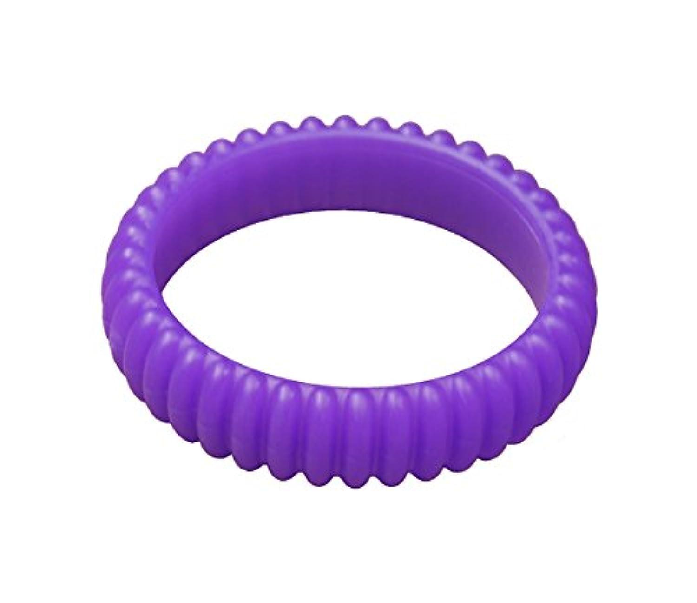 KidKusion Gummi Teething Bracelet Cable, Purple by KidKusion