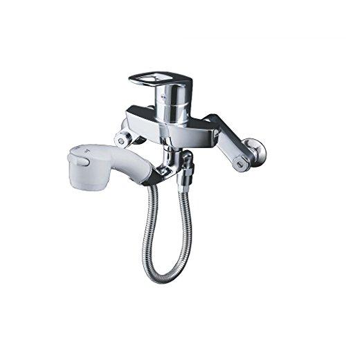 RoomClip商品情報 - TOTO キッチン用水栓 壁付き ハンドシャワー TKY136