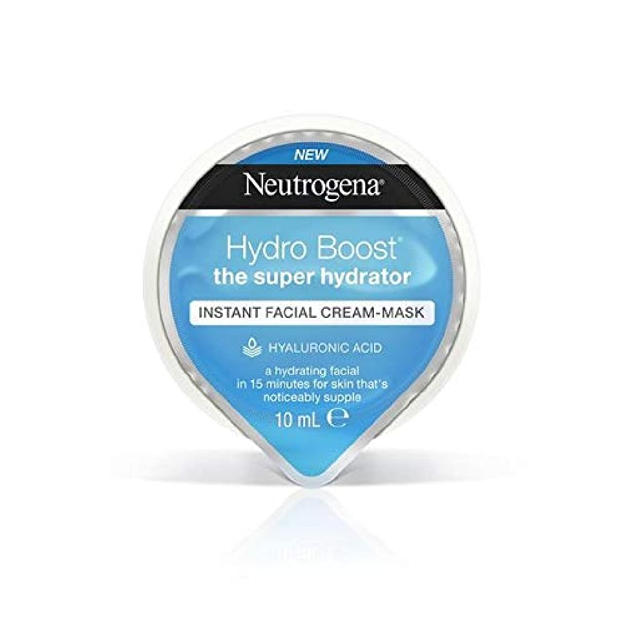 ビンシャベル愛情深い[Neutrogena] ニュートロジーナ水力発電は、インスタントフェイシャルクリームマスク10ミリリットルを後押し - Neutrogena Hydro Boost Instant Facial Cream Mask...