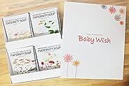 【Baby Wish】妊娠中のママとおなかの赤ちゃんへの贈りもの マタニティスープギフト8食セット(4種類スープ)葉酸・鉄分・カルシウム配合 妊婦 お祝い プレゼント ご懐妊 産休