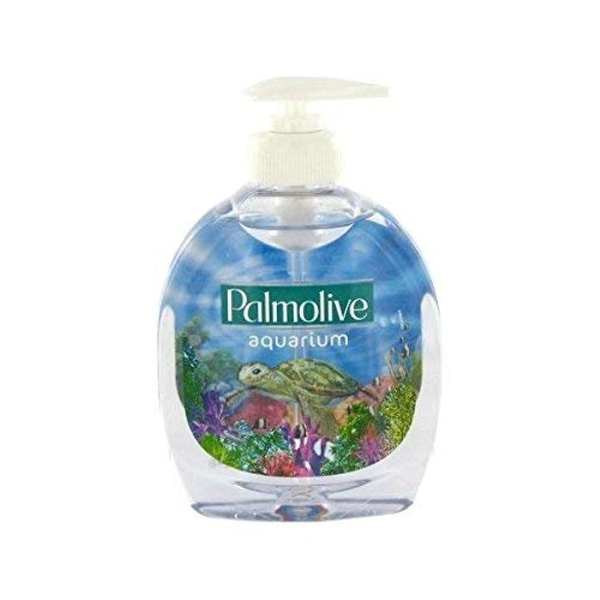 ビルマ規模不規則性Palmolive Aquarium Fl??ssigseife 300 ml
