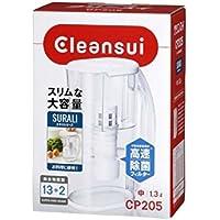 クリンスイ ポット型浄水器 中容量タイプ CP205-WT 家電 キッチン家電 浄水器 [並行輸入品]