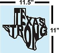 Texas強力、ステンシルペイントSigns、秋の&秋、再利用可能な