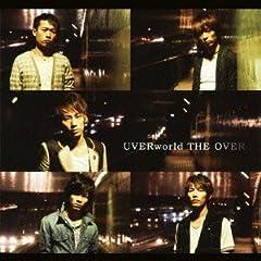 UVERworld「THE SONG」のCDジャケット