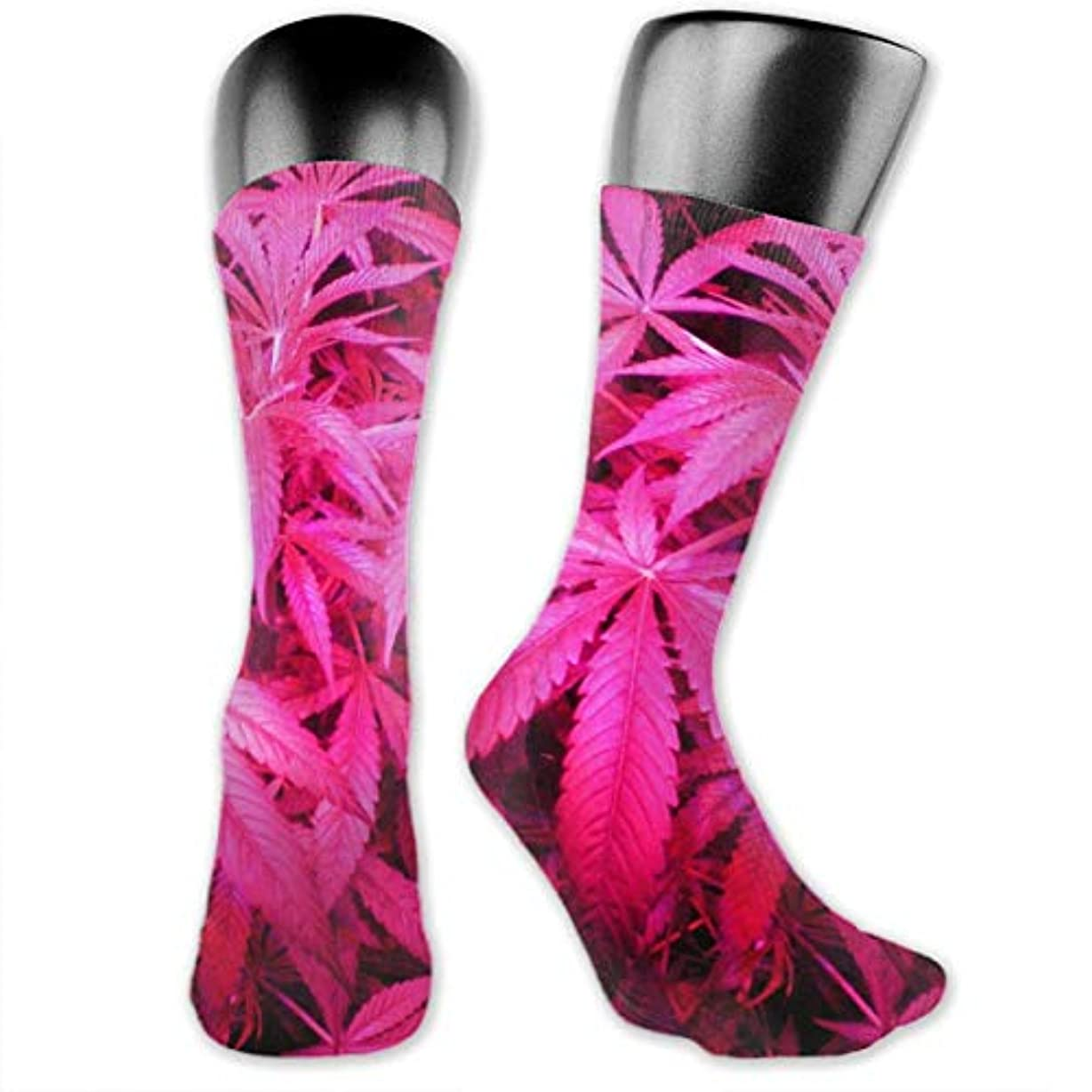 スペインヒントプレートMKLOS 通気性 圧縮ソックス Breathable Thigh High Socks Over Exotic Psychedelic Print Compression High Tube Thigh Boot Stockings...