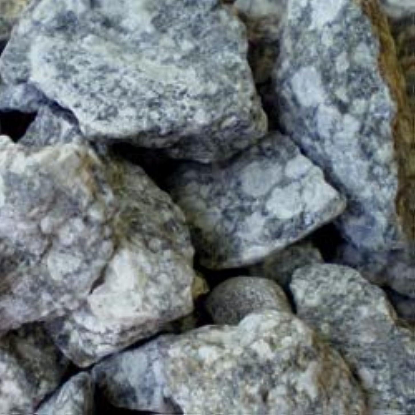 ラバ船上シーケンス麦飯石 原石 5000g(サイズ10-30mm) (5袋セット) (5袋)