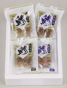 牧島流 鯵茶漬け 塩味2袋 梅味2袋 セット 【12食分】