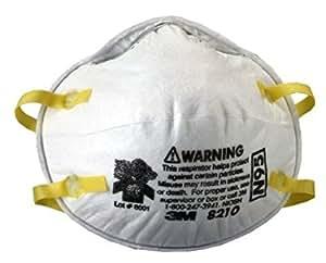 3M 防護マスク 8210 (N95)