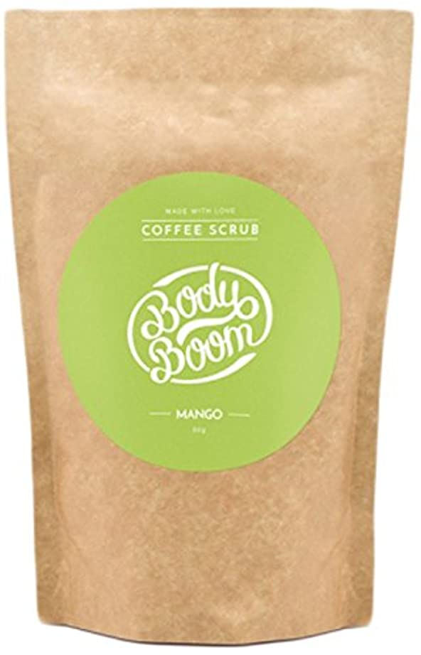 学んだ邪魔かもしれないコーヒースクラブ Body Boom ボディブーム マンゴー 30g