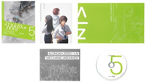アルドノア・ゼロ 5 【完全生産限定版】 [Blu-ray]