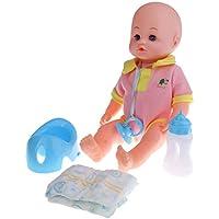Dovewill シミュレーション おもちゃ ドール 赤ちゃん人形 新生児人形 ふり遊び 子ども 贈り物