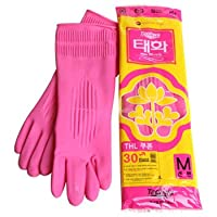 【テファ】ゴム手袋(Mサイズ)