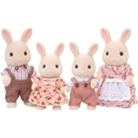 Sylvanian Families Milk Rabbit Family by Toyland [並行輸入品]