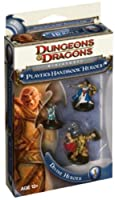 Player's Handbook Heroes: Series 1 - Divine Heroes 1: A D&D Miniatures Accessory (D&D Miniatures Product)